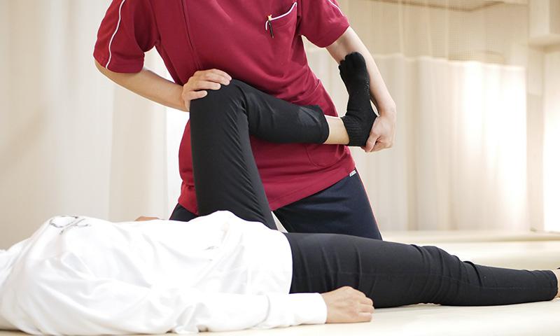 運動療法・リハビリイメージ
